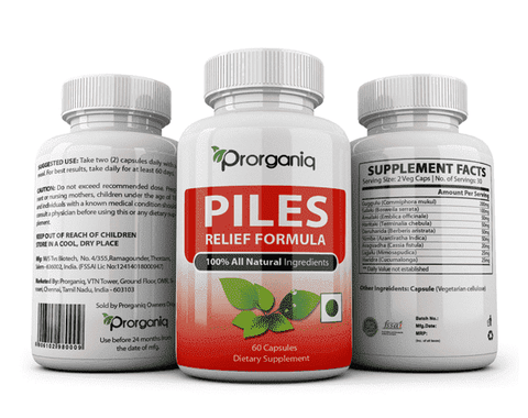 piles relief supplements