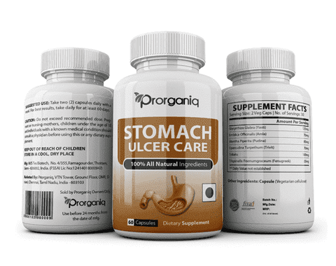 Stomach Ulcer supplements
