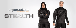 Fourth Element Argonaut 2.0 Stealth Women's Drysuit