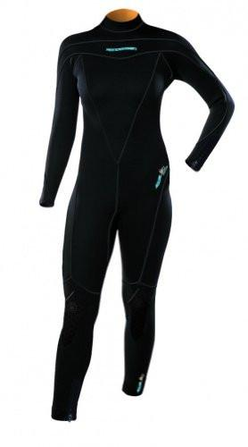 3mm Henderson Womens Aqua Lock Full Suit