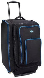 Stahlsac Caicos Cargo Scuba Diving Roller Travel Dive Bag W435-BK-C