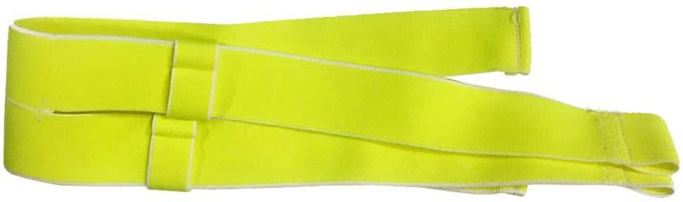 Ocean Reef Aria Full Face Mask Strap, Yellow