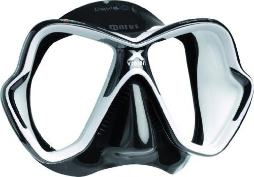 Mares X-Vision Liquidskin 13 High Quality Scuba Diving Mask