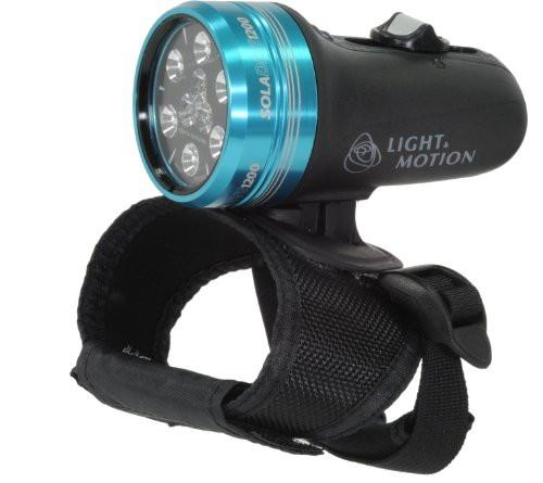 Light & Motion Sola Dive 1200 L.E.D. Hands Free Light
