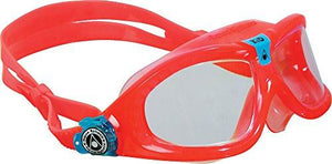 Aqua Sphere SEAL KID 2 Goggle Clear Lens Red