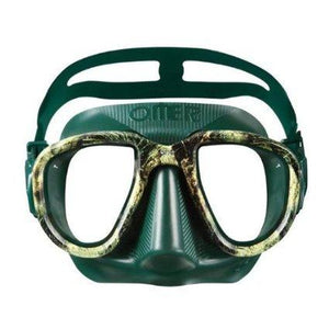 Omer Alien Mask (Sea Green, Clear)