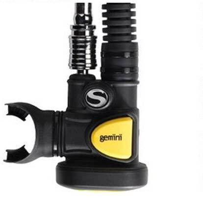 SHERWOOD SCUBA Gemini. Alternate Air Source and BCD Inflator, All in One