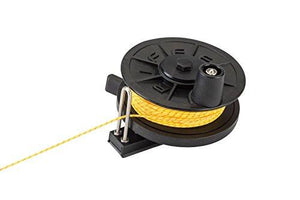 RIFFE LOW-PRO Horizontal Reel (Without Line) - FLAT MOUNT