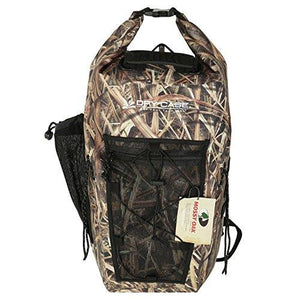 DryCASE Waterproof Camo Backpack Brunswick Camouflage (MO-35)