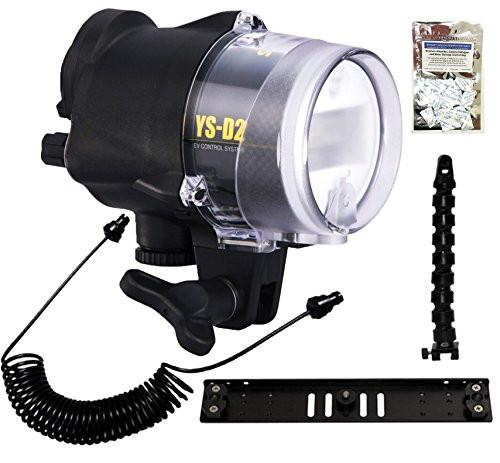 Sea&Sea YS-D2 Underwater TTL Strobe Flash SS-03117