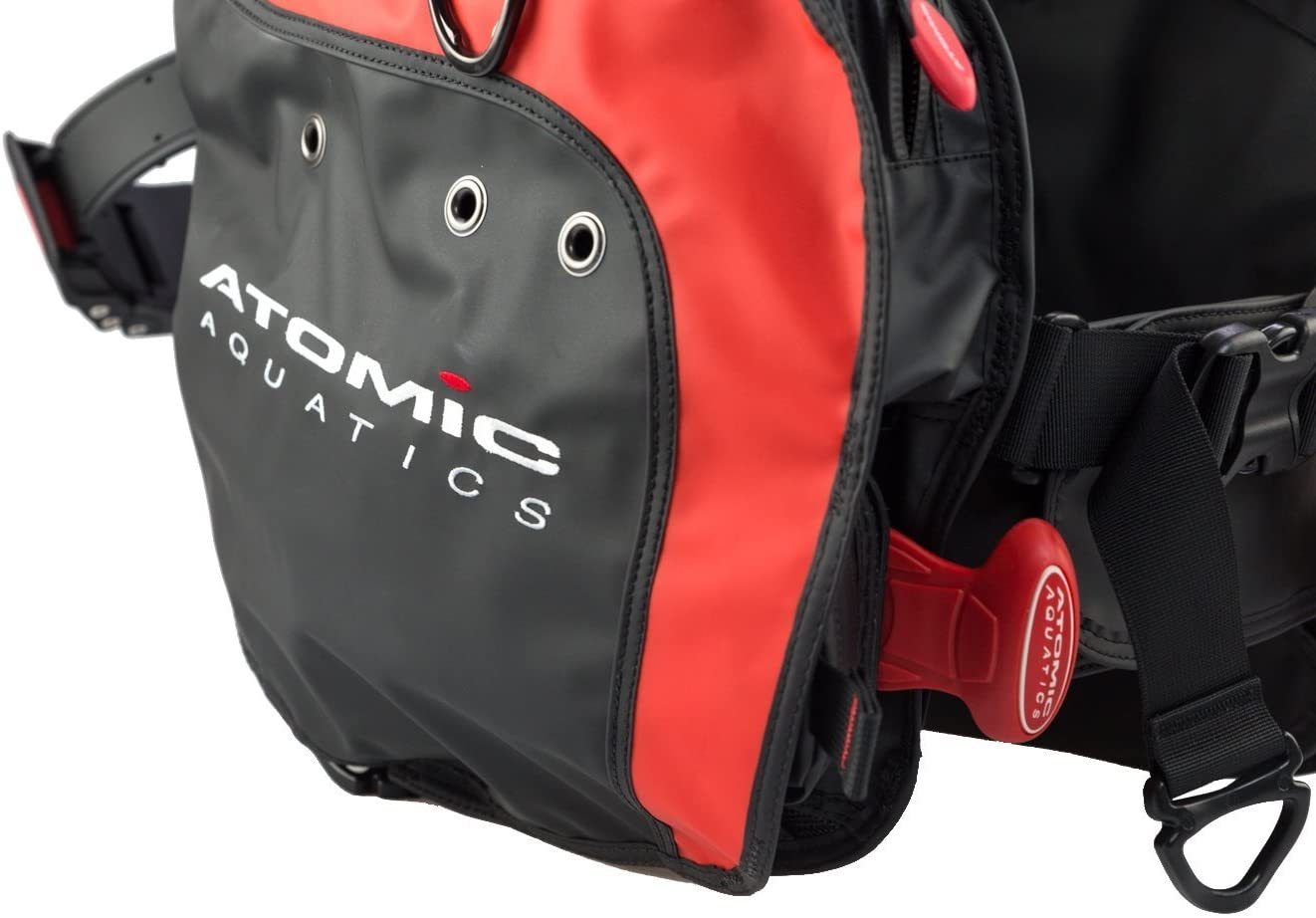 Atomic Aquatics BC1 BCD (Inflator Sold Separately) (Small, Black)