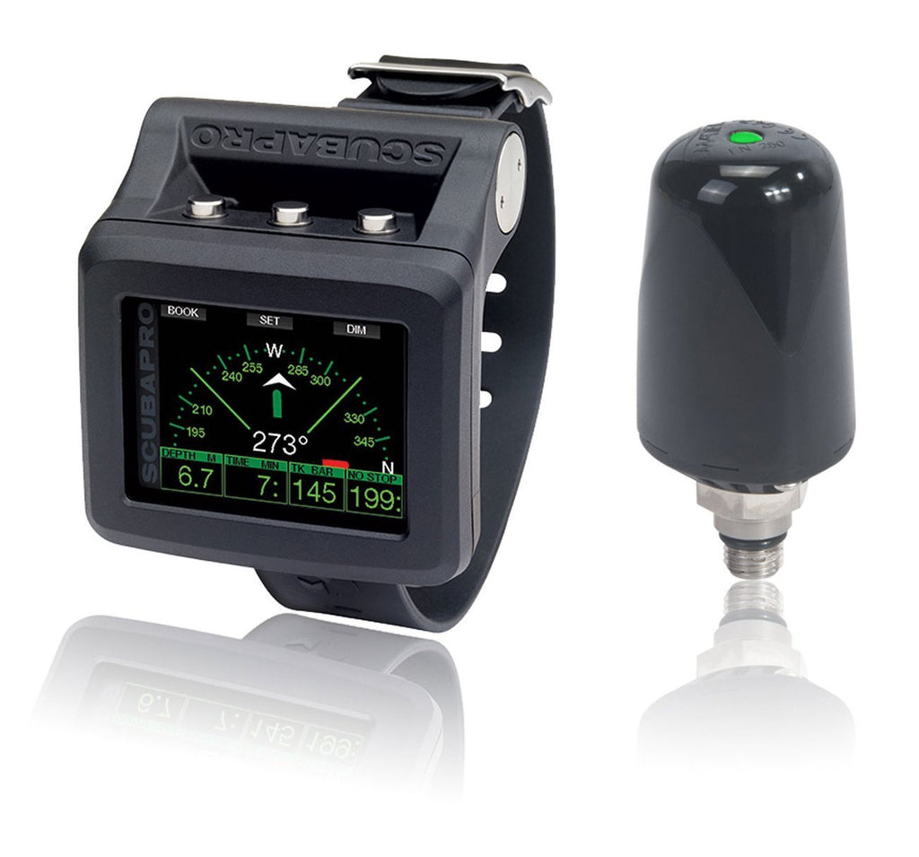 ScubaPro G2 (Galileo 2) Dive Computer with Transmitter