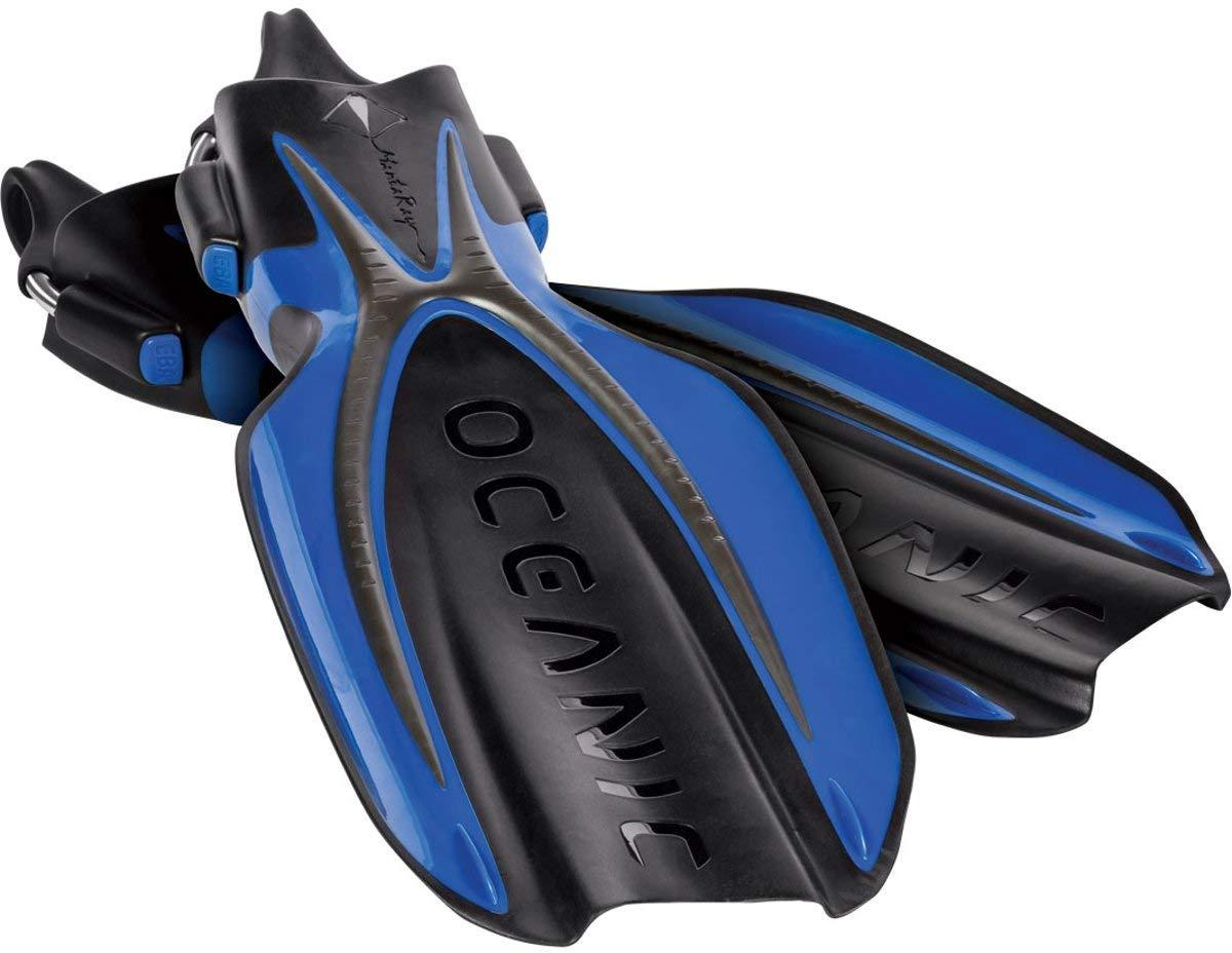 Oceanic Manta Ray Open Heel Dive Fins