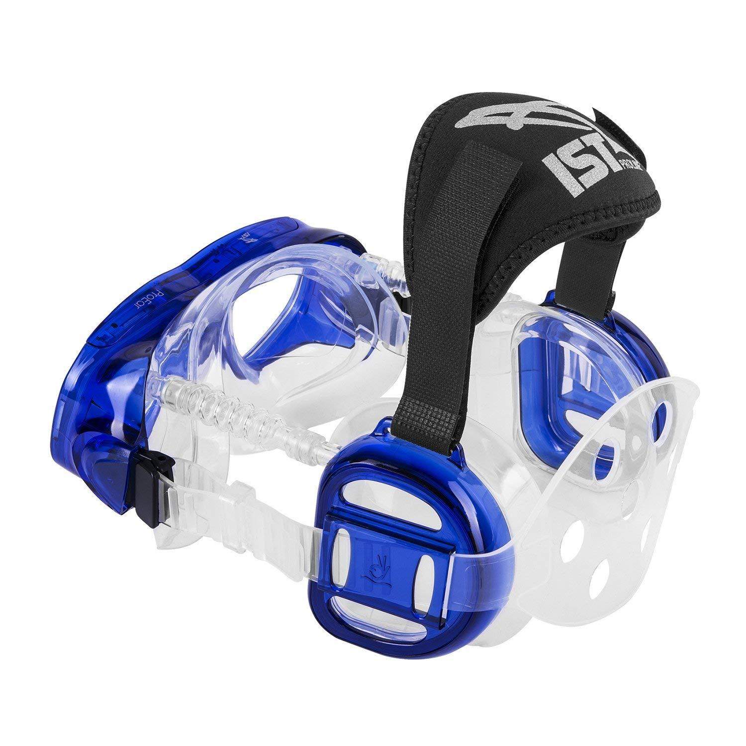 Pro Ear Scuba Diving Mask for All Around Ear Protection RX Prescription available