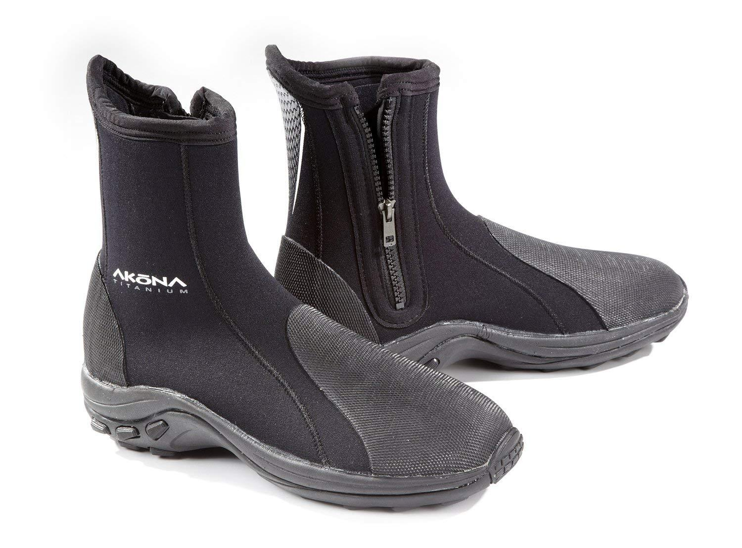 Akona 3.5mm Nylon II Neoprene Deluxe Molded Sole Water Boot