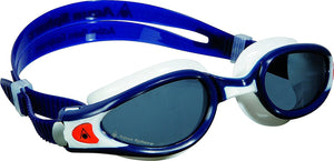 Aqua Sphere Kaiman Exo Small Fit Swimming Goggles with Clear Lens.