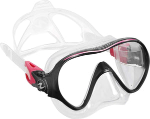 Aqua Lung Linea Single Lens Dive Mask