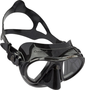 Cressi Low Volume Adult Mask for Scuba, Freediving, Spearfishing | Nano made in Italy