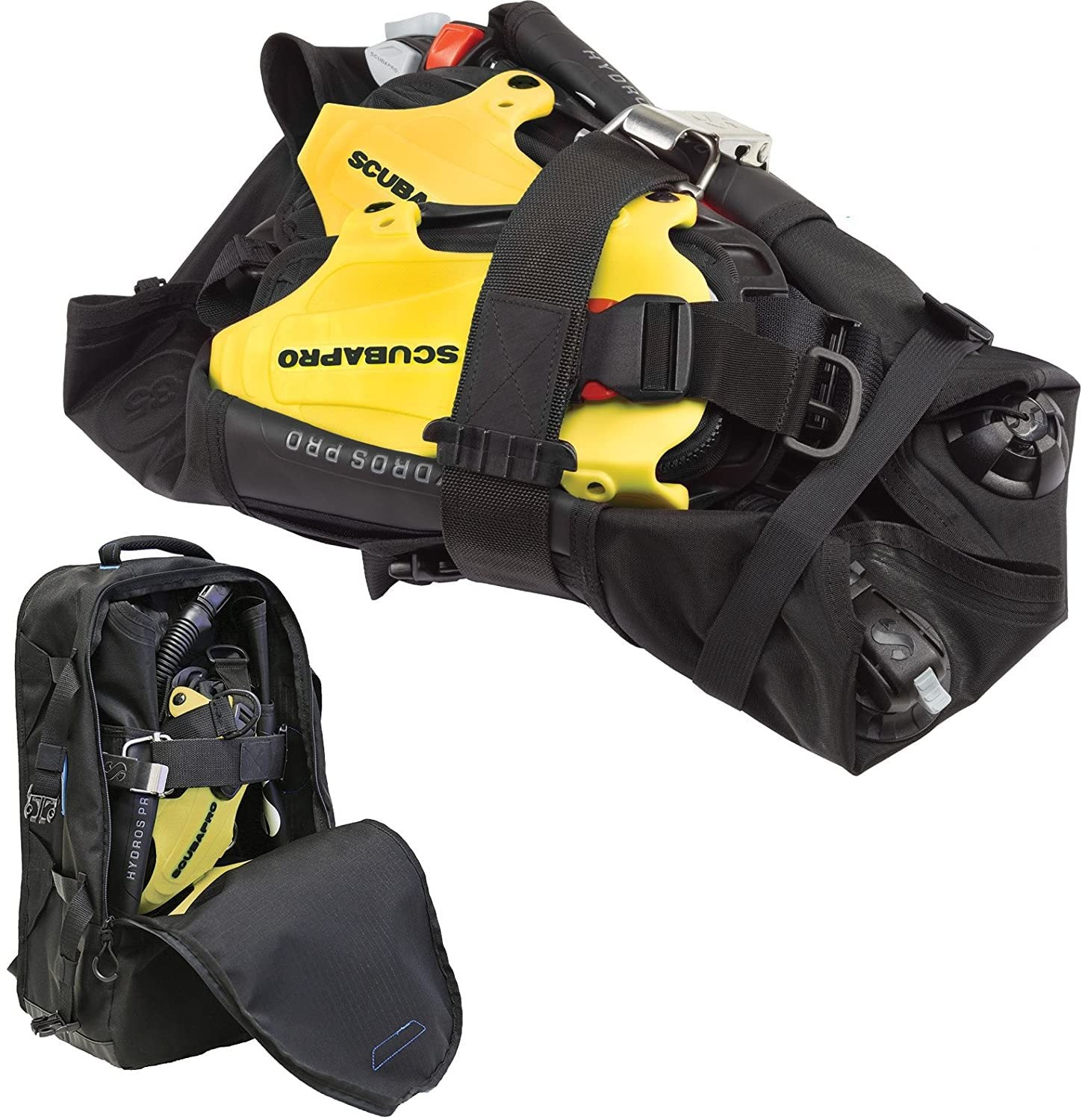 Scubapro Hydros Pro w/Balanced Inflator Womens BCD