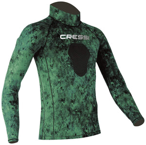Cressi Demon - Mimetic Spearfishing Rash Guard