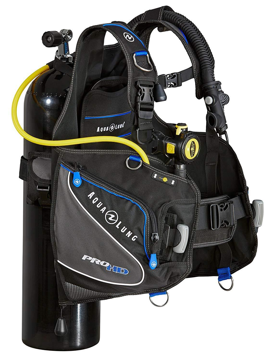 Aqua Lung Pro HD Weight Integrated BCD
