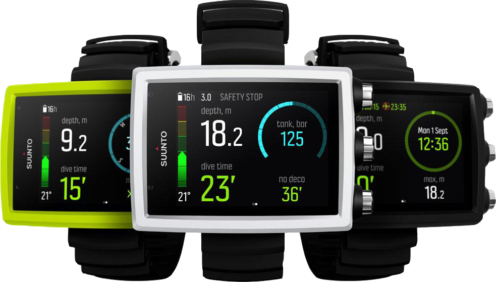 Suunto Eon Core line up