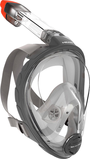 Mares Sea VU Dry Full Face Snorkeling Mask