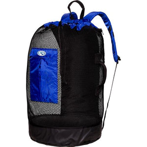 Stahlsac by Bare Bonaire Deluxe Mesh Wet/Dry Backpack