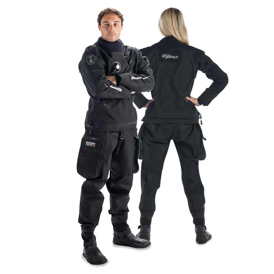 Fourth Element Argonaut 2.0 Stealth Men's Drysuit