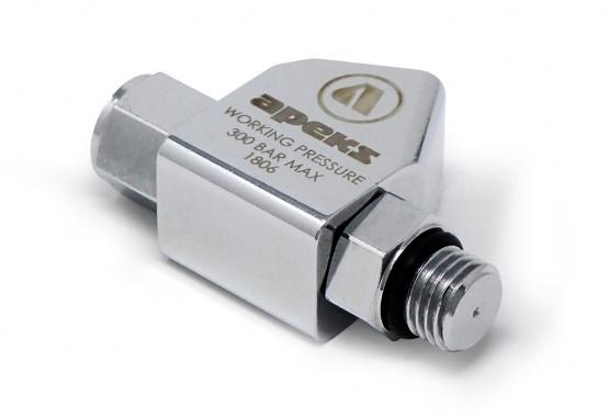 Apeks HP Twin Port Adapter