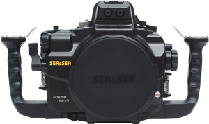 Sea & Sea MDX-5D Mark IV Underwater Housing for Canon EOS 5D Mark IV and III