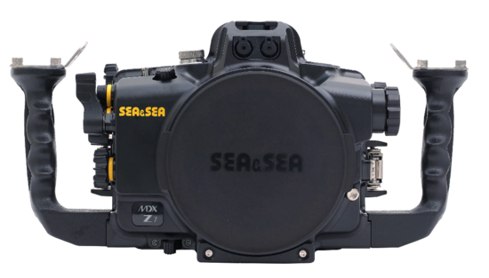 Sea & Sea MDX-Z7 Housing for Nikon Z7 and Z6 Mirrorless Digital Cameras