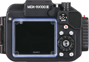 Sea & Sea MDX-RX100III Underwater Housing for SONY DSC-RX100III / RX100IV / RX100V