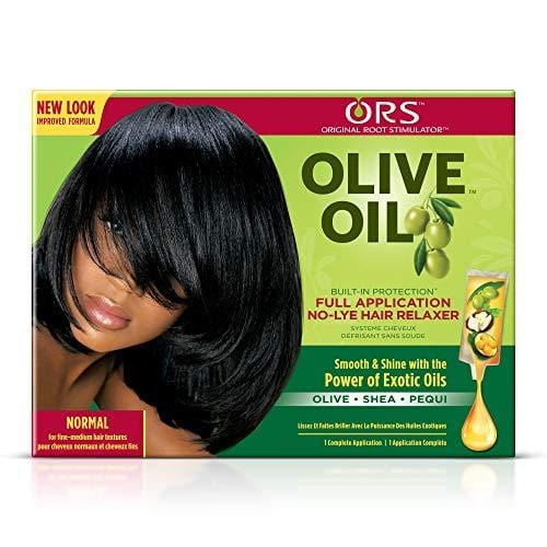 ORS Olive Oil New Growth Relaxer Kit Super 1App.