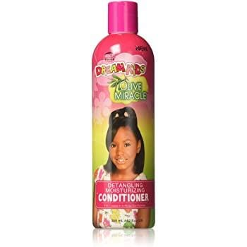African Pride Dream Kids Detangling Moist. Conditioner 12oz
