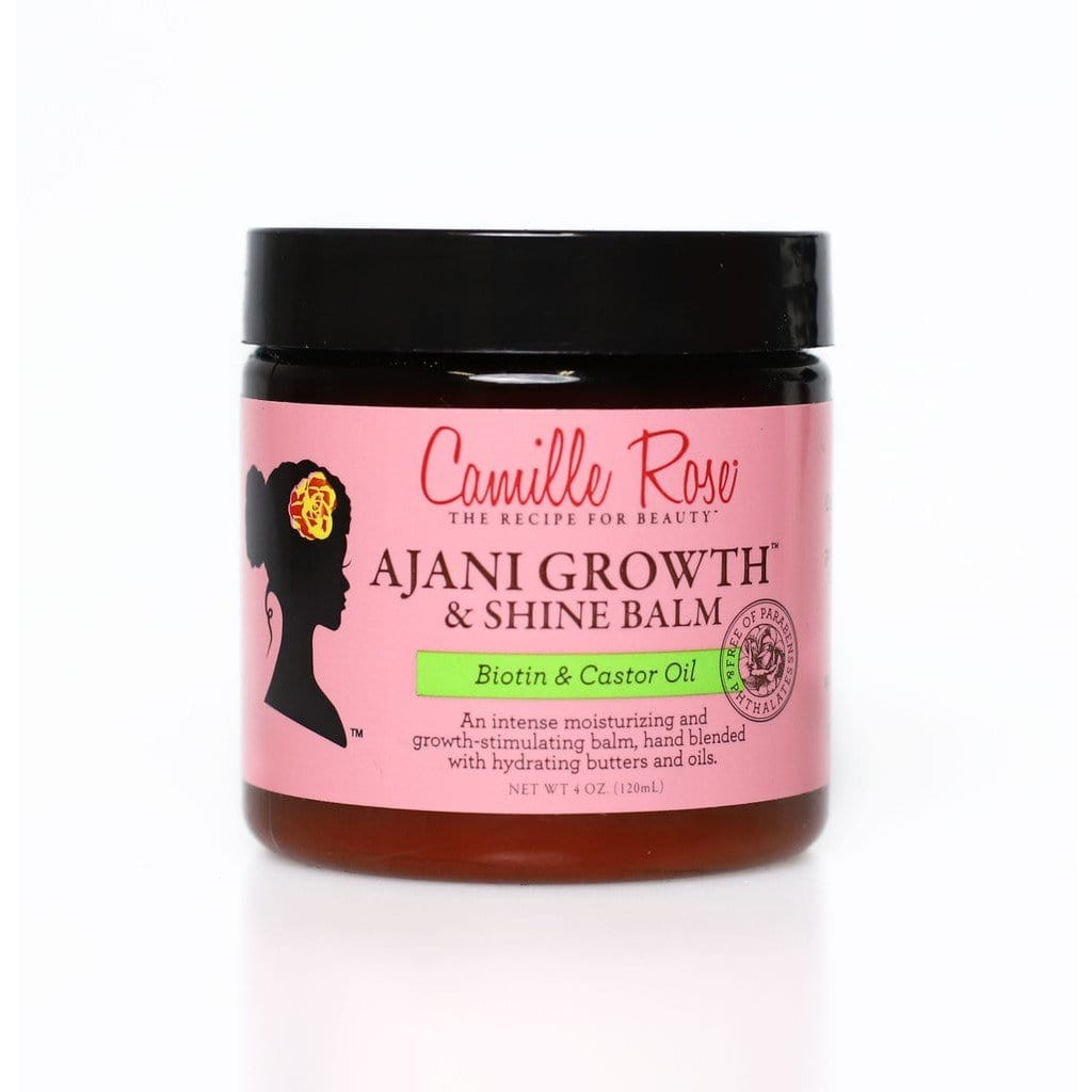 Camille Rose Growth & Shine Balm 4oz