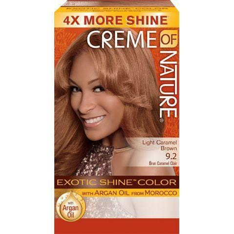 Creme of Nature Gel Hair Color #9.2 Light Caramel Brown
