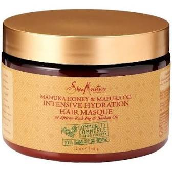 Shea Moisture Manuka & Mafura Oil Intensive Hair Masque 12oz