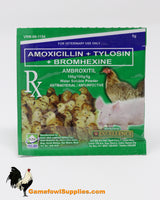 Ambroxitil - AntiBacterial/AntiInfective