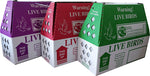 3 - 'Lite' Horizon Live Bird Shipping Boxes