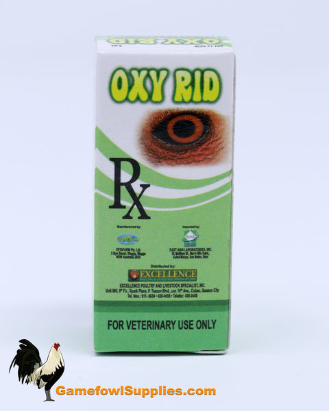Oxyrid - Eye Dewormer