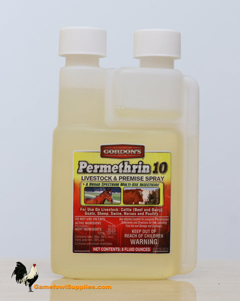 Permethrin  - Gamefowl Bug Spray