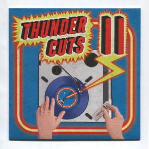 Aeon Seven-Thunder Cuts Vol. 2 7""