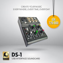 Dolphin Sound DS-1 Soundcard