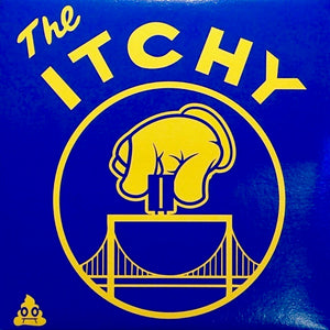 DJ Idea-The Itchy 7""