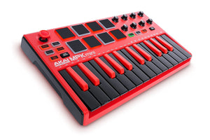 Akai MPK Mini MK2-Red Special Edition