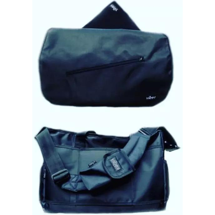 Vibes Kryptonite Messenger Bag