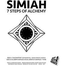CNP010 Simiah-7 Steps of Alchemy