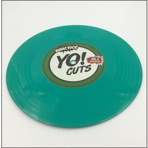 "TTW005 Practice Yo! Cuts v3 Remixed-7"" Vinyl"