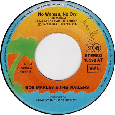 Bob Marley & The Wailers-No Woman, No Cry (Used)